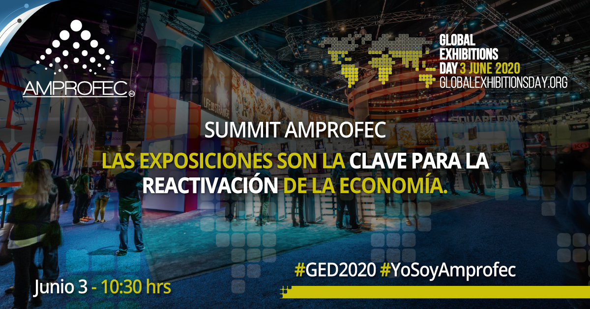 SUMMIT AMPROFEC Global Exhibitions Day GED 2020